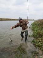 рыбалка на кигаче осень 2017